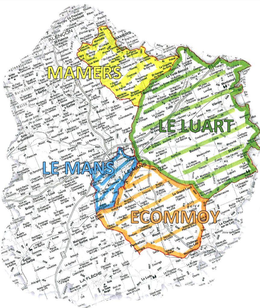 SESSAD Sarthe Le Mans Mamers Le Luart Ecommoy